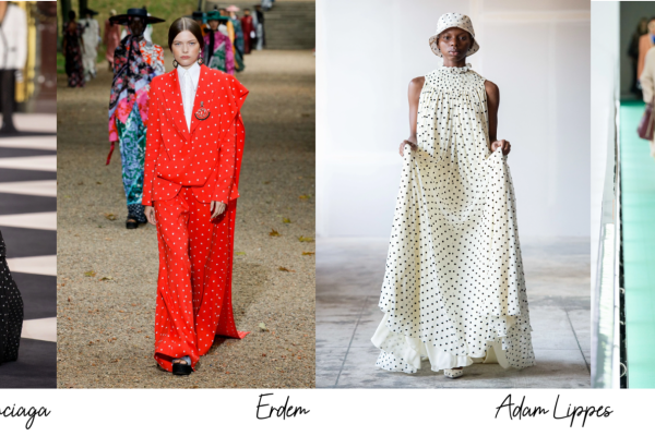 The perennial power of the polka dot