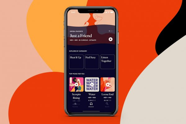 Quarantine self-love: the app taking sexual pleasure to new heights